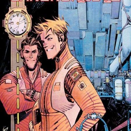 Comic Chrononauts