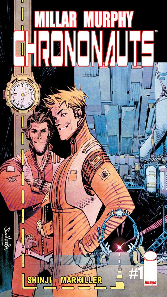 Comic Chrononauts