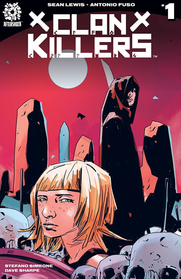 Comic Clankillers