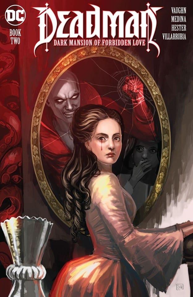 Comic Deadman: Dark Mansion Of Forbidden Love