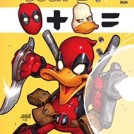 Comic Deadpool The Duck