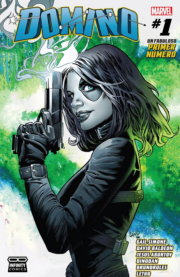 Comic Domino Vol. 3