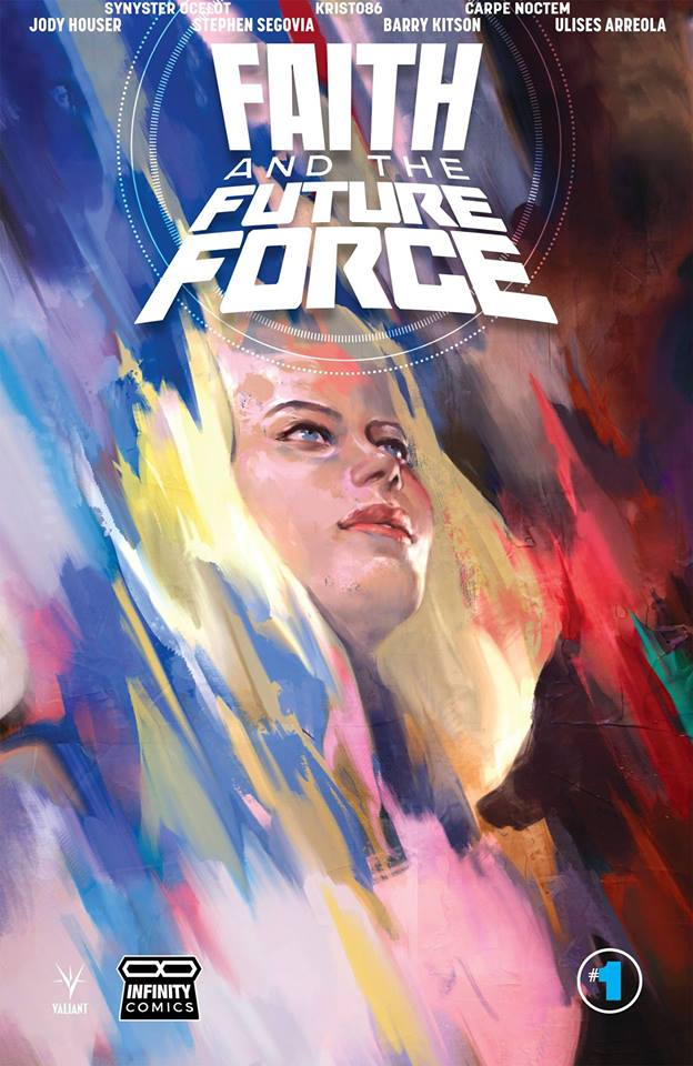 Comic Faith and the Future Force