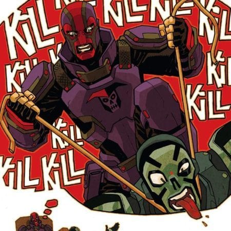 Comic Foolkiller Vol. 3