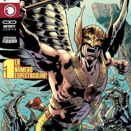 Comic Hawkman Vol. 5