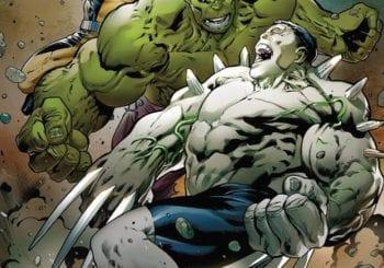 Comic Hulkverines Vol. 1