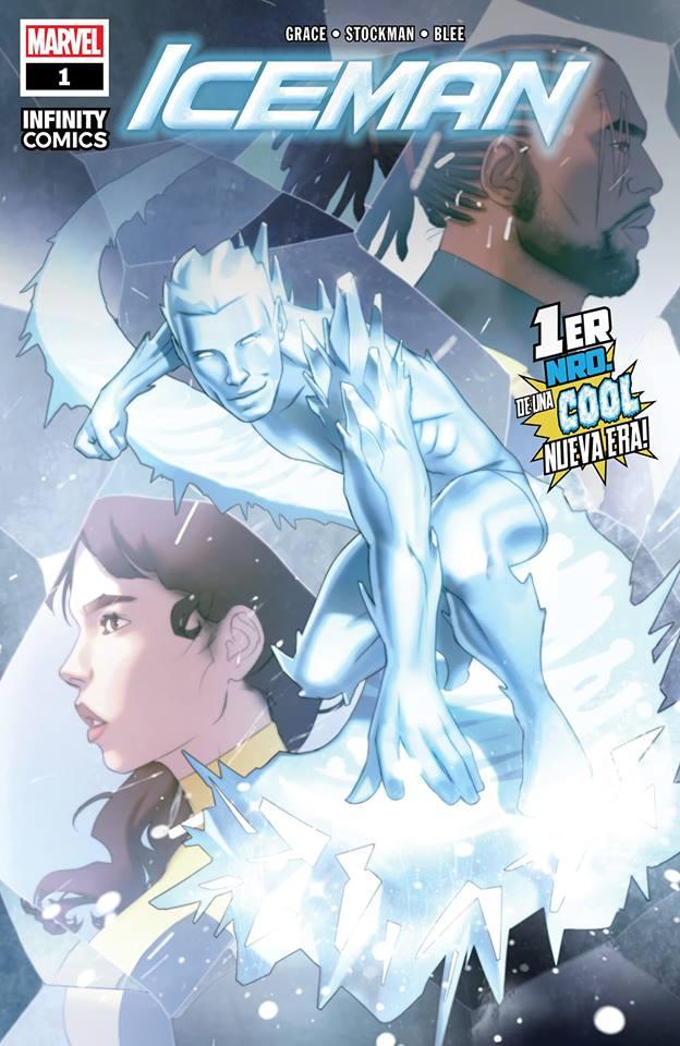 Comic Iceman vol. 4