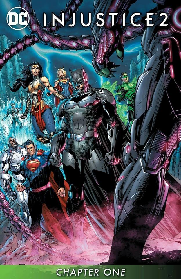 Comic Injustice 2