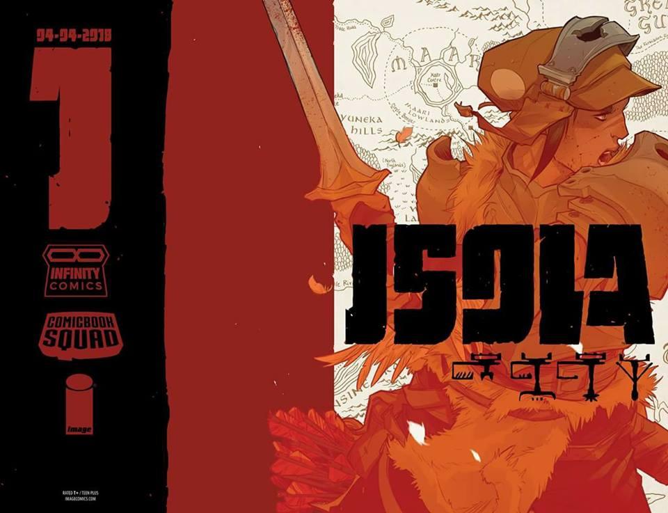 Comic Isola