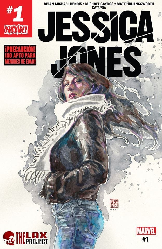 Comic Jessica Jones Vol.1