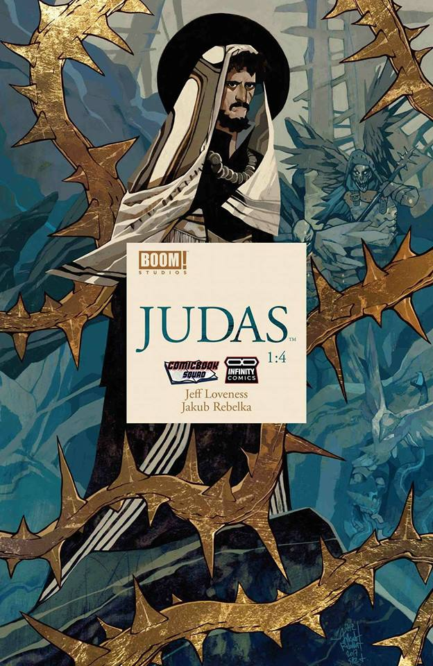 Comic Judas