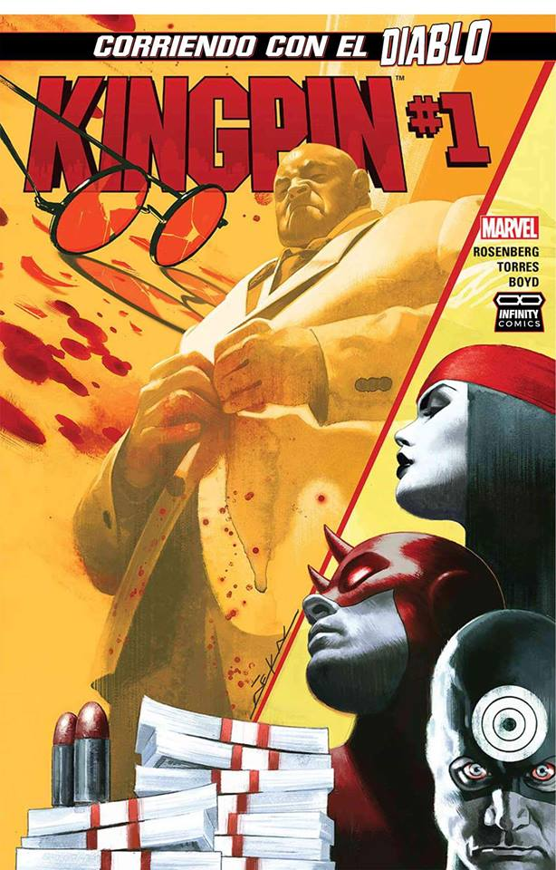 Comic Kingpin Vol.2