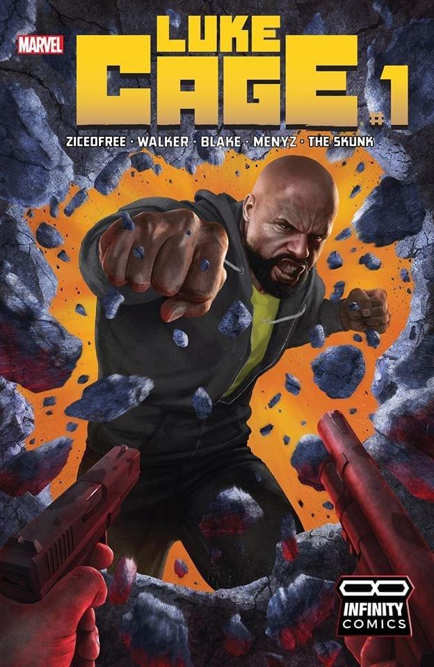Comic Luke Cage Vol.1