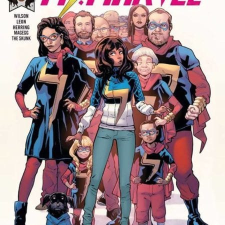 Comic Ms. Marvel Vol.4