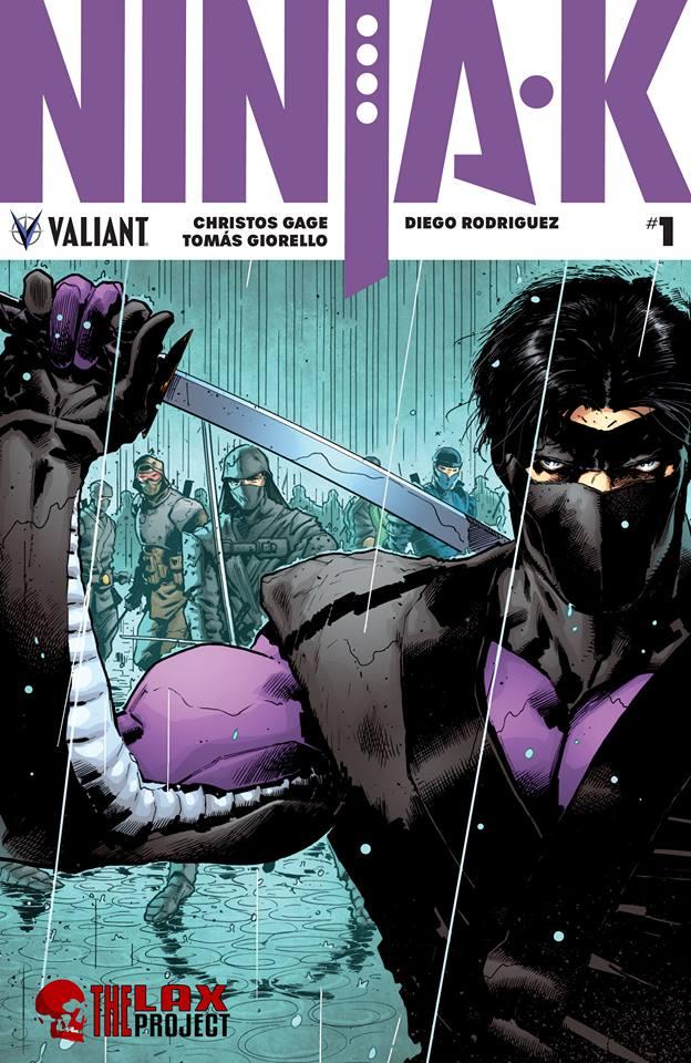 Comic Ninja-K # 01