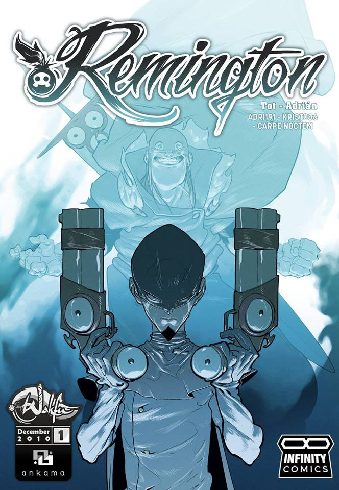 Comic Remington