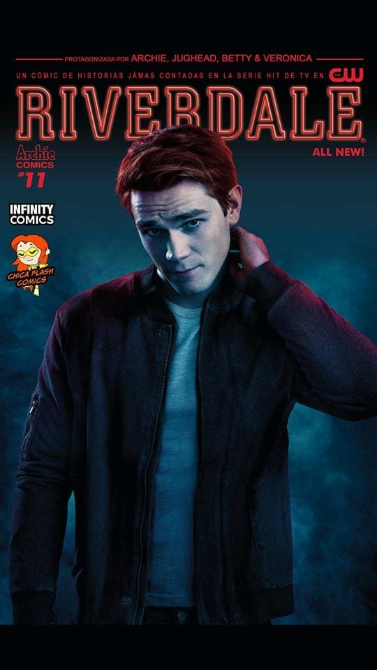 Comic Riverdale