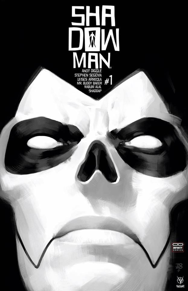 Comic Shadowman 2018