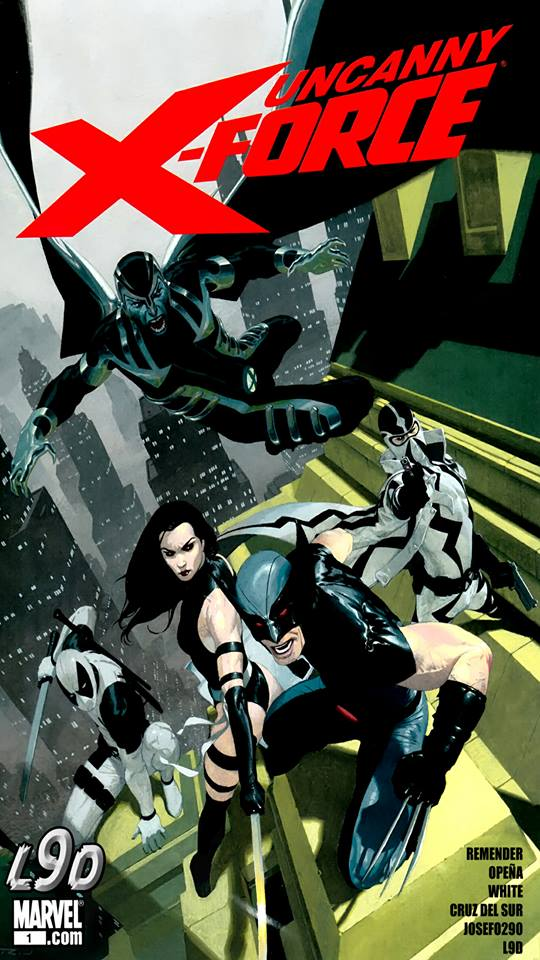 Comic Uncanny X-Force Vol.1