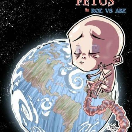 comic Abe The Aborted Fetus