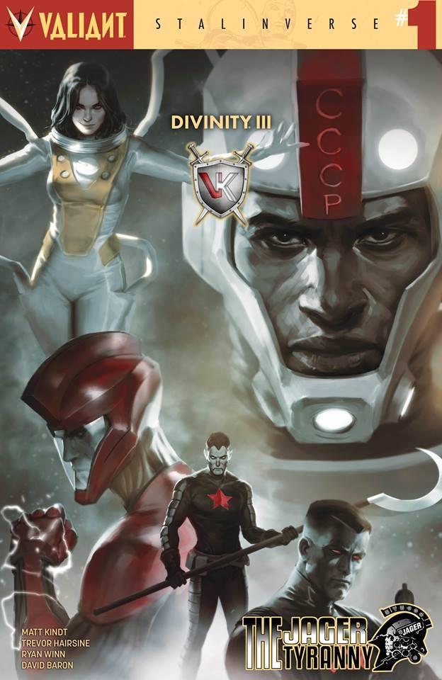 Divinity III - STALINVERSE #01