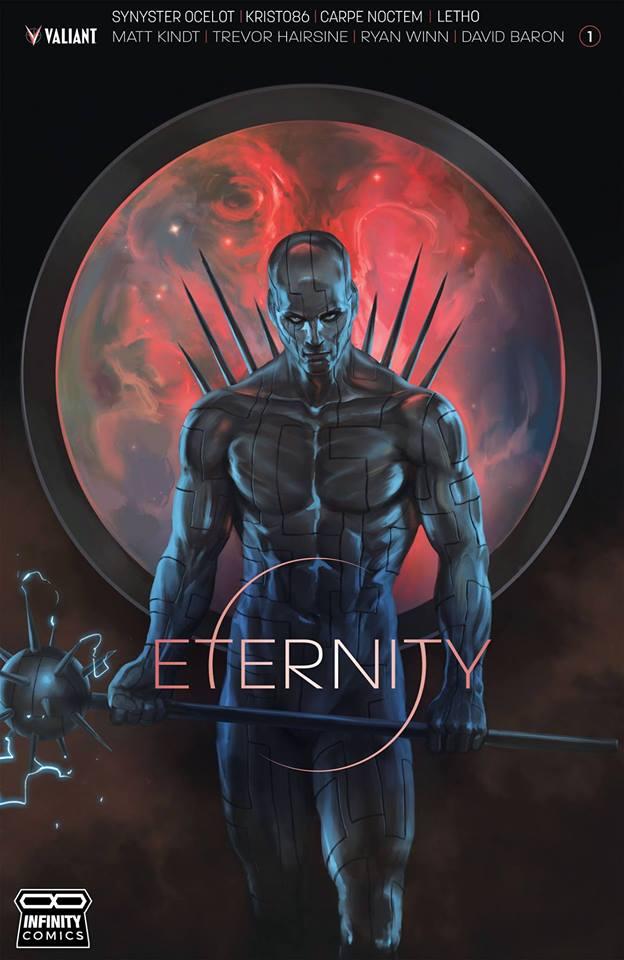 comic Eternity #1