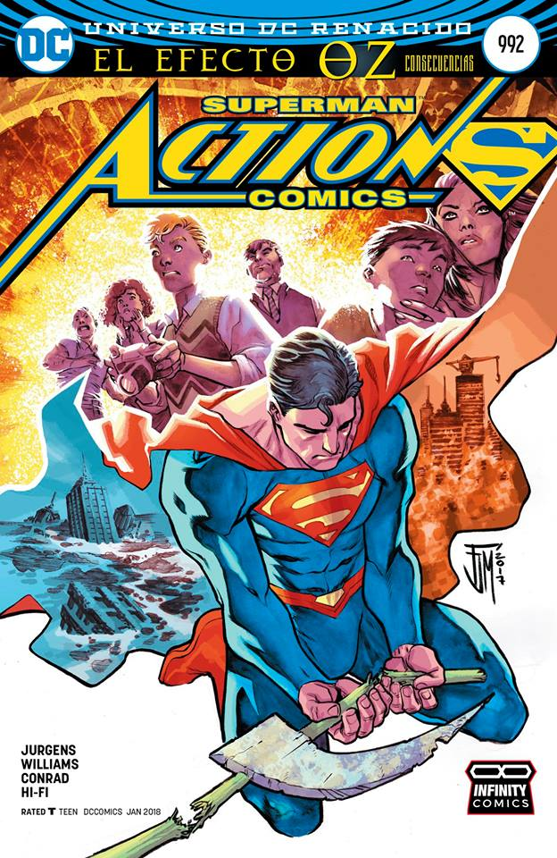 Comic Action Comics