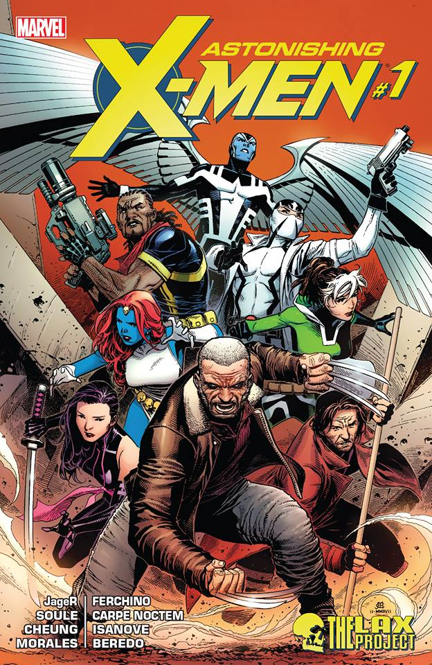 Comic Astonishing X Men Vol. 4