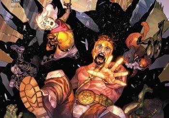 Comic Avengers - No Road Home Vol.1