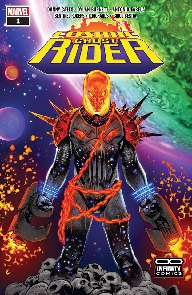 Comic Cosmic Ghost Rider Vol. 1