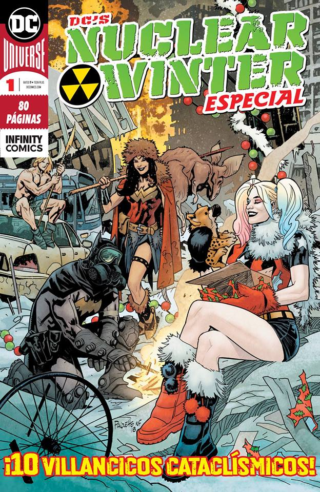 Comic DC's Nuclear Winter Special Vol. 1
