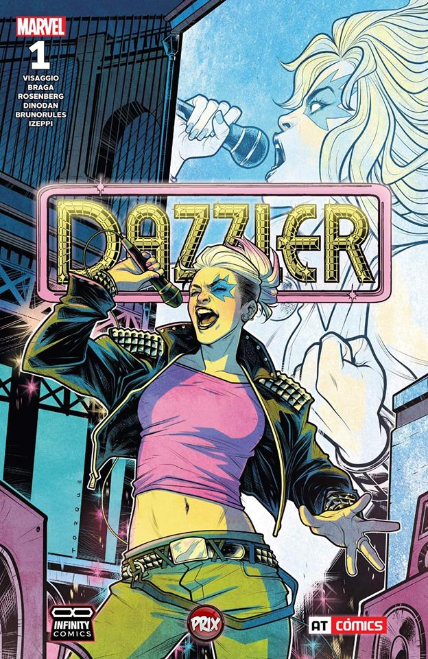 Comic-Dazzler - X-Song