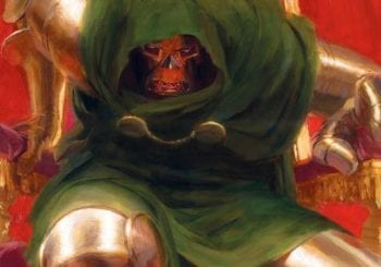 Comic Doctor Doom: Origen
