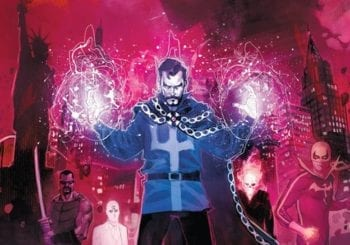 Comic Doctor Strange: Damnation