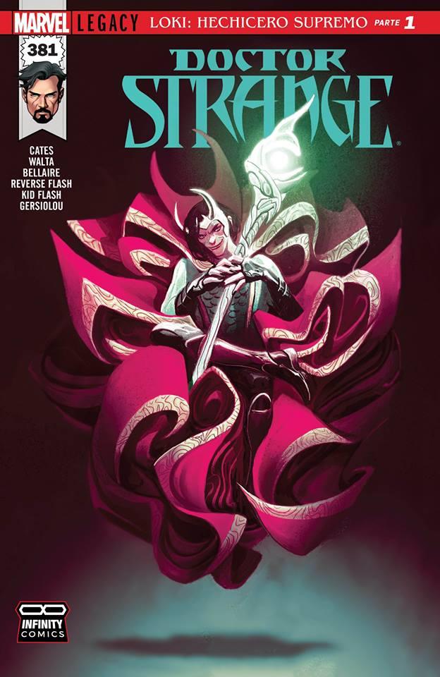 Comic Doctor Strange Vol.1