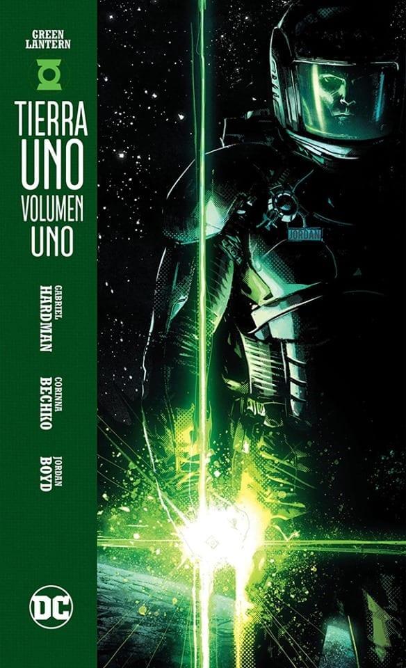 Comic Green Lantern: Earth One