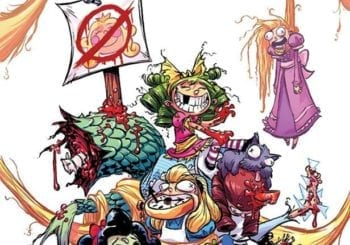 Comic I Hate Fairyland