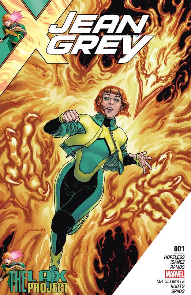 Comic Jean Grey Vol.1