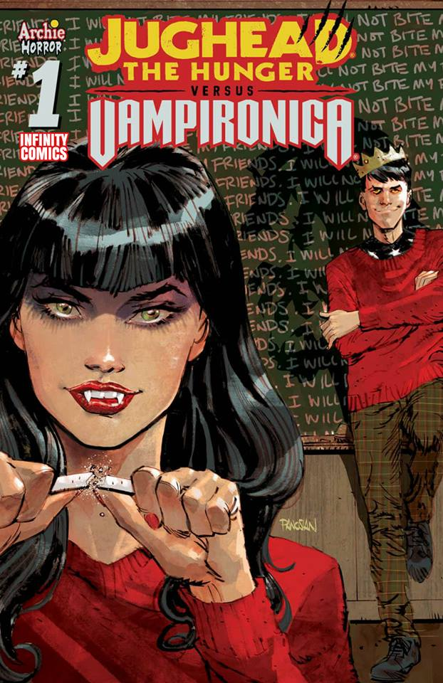 Comic Jughead The Hunger Vs Vampironica