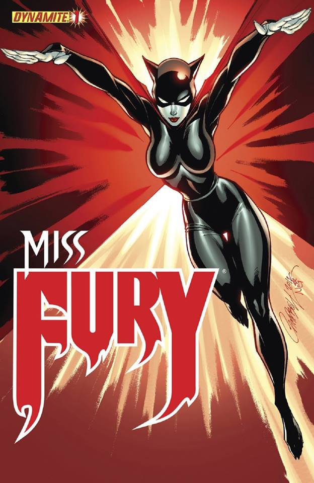 Comic Miss Fury Vol.1