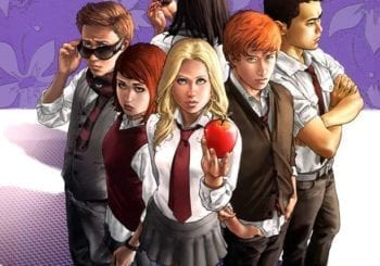 Comic Morning Glories