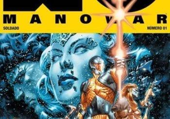 Comic X-O Manowar Vol 4