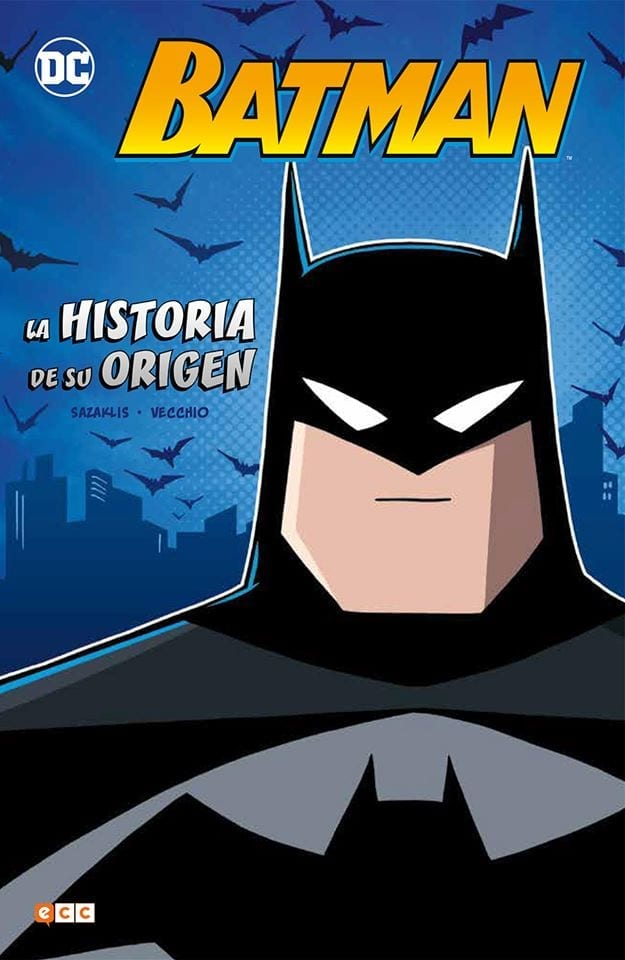 Comic Batman: La historia de su origen