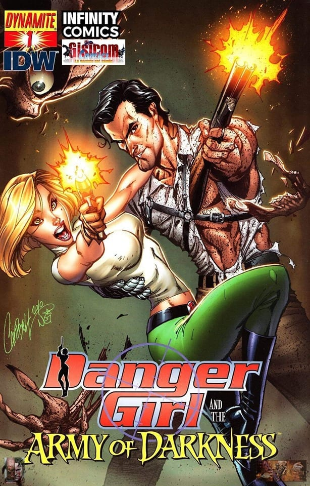 Danger Girl & The Army of Darkness (2011)