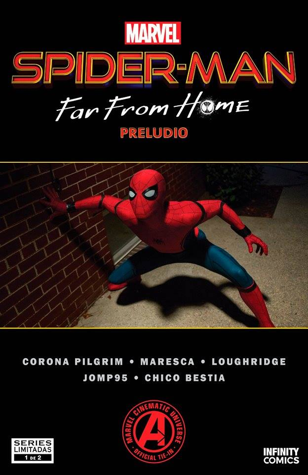 Spider-Man: Far From Home [Preludio]