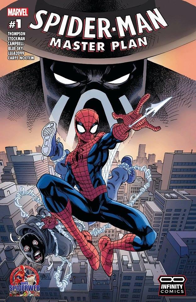 Spider-Man Master Plan