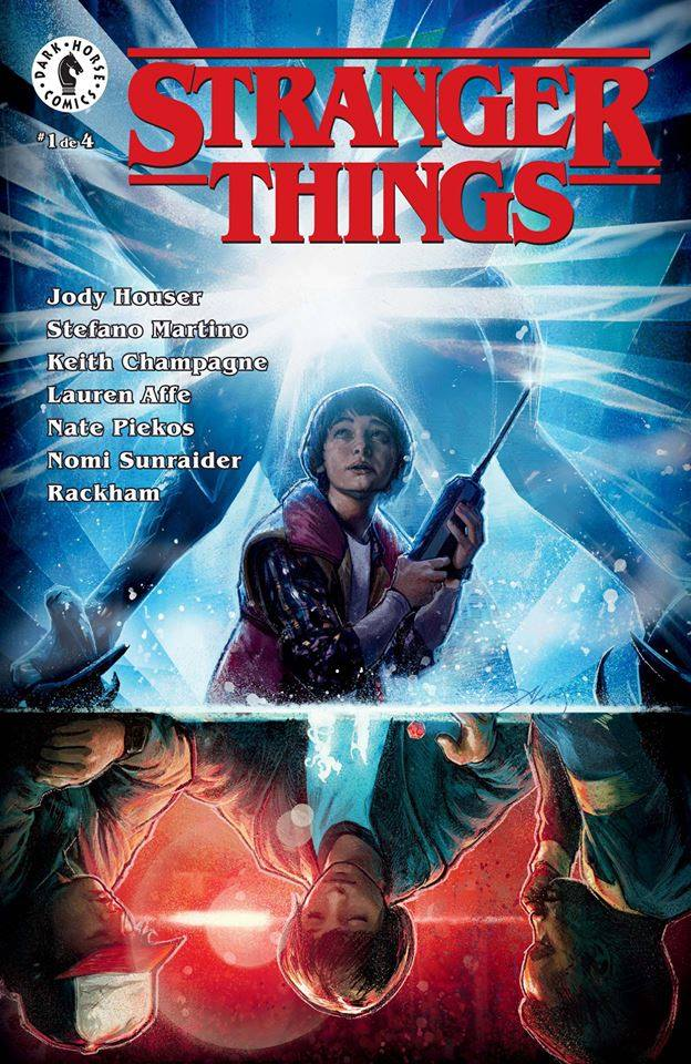 Ver comics Stranger Things Vol. 1