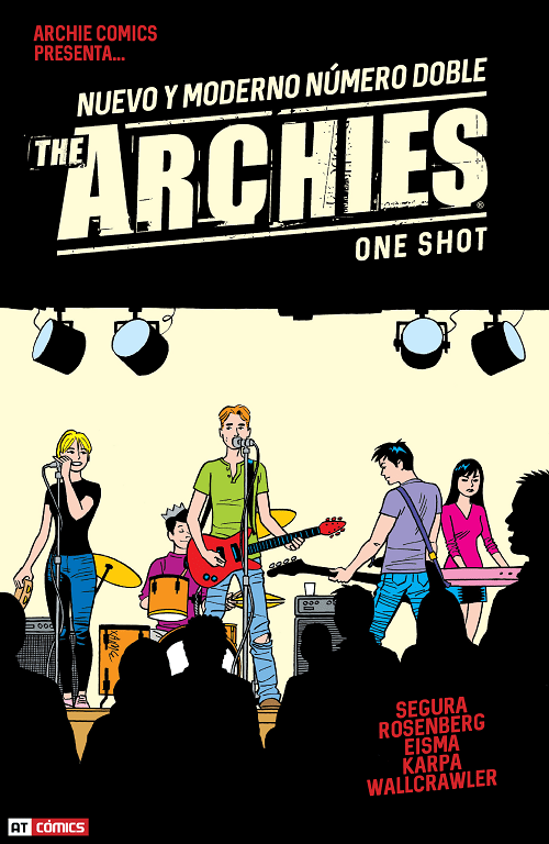 Comics en español The Archies