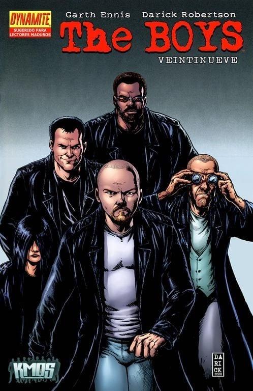 Leer comic The boys
