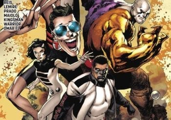 comics en CDR The Terrifics Vol. 1